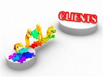 Поиск клиентов это работа или услуга - f9