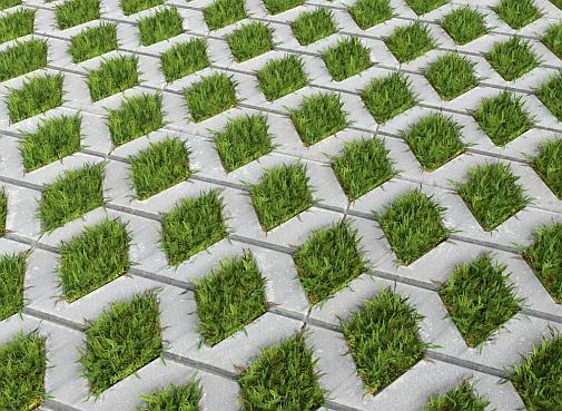 Технология производства красивой, тротуарной плитки.