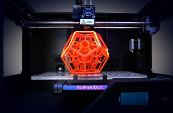 3D-принтер печатает 4D.