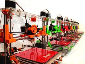 Самопроизводство 3D-принтеров.