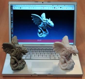 3D-моделирование и изделия.