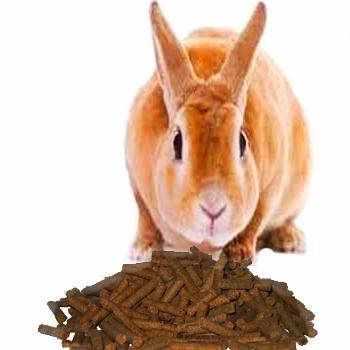 Состав комбикорма для кроликов и шиншилы.