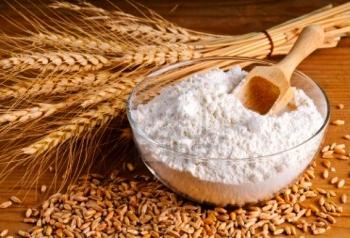 Мука из пшеницы.