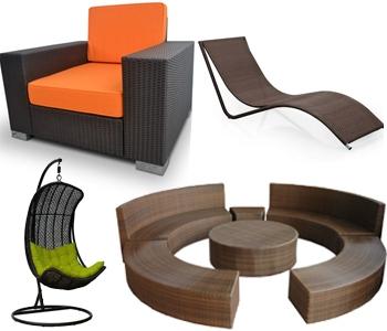 Мебель Из Искусственного Ротанга От Производителя