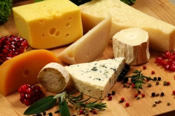 Сырные сорта.