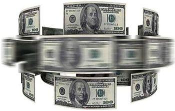 Скорость денежного оборота.