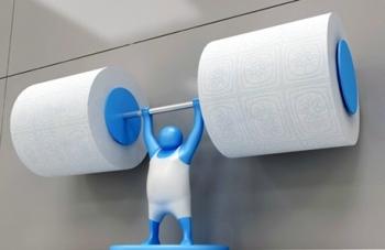 Сильные стороны туалетной бумаги.