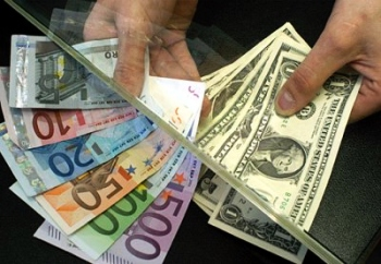 Покупка валюты.