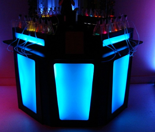 Кислородный бар.